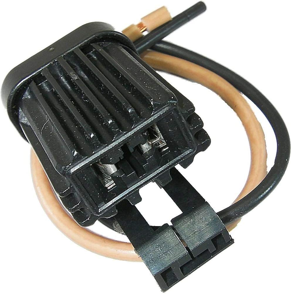Federated 84077-3 EGR Control Solenoid and Misc Connector for GM Products