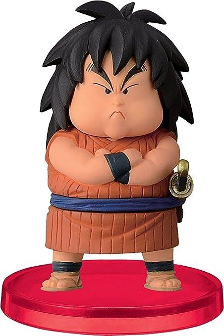 Amazon Com Dragon Ball Z Yajirobe 2 3 4 Inch Pvc Series 2 World