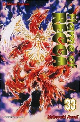 flame of recca tome 26