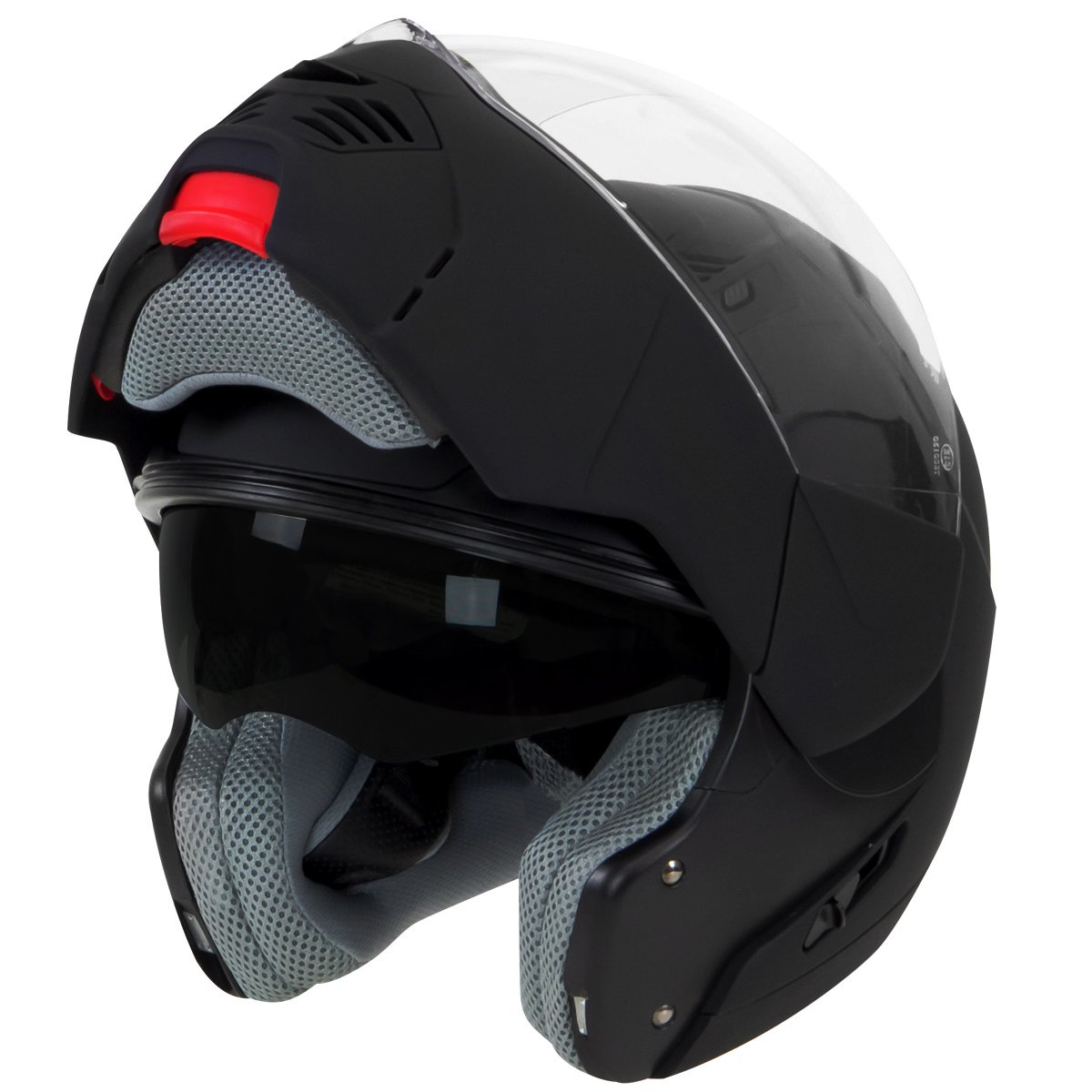 Amazon.com: Hawk ST-1197 InFlux Black 2 in 1 Modular Helmet - X-Large: Automotive
