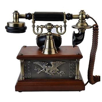 qq Europäische Vintage Telefon Sitz Typ Wählscheibe Einfache ...