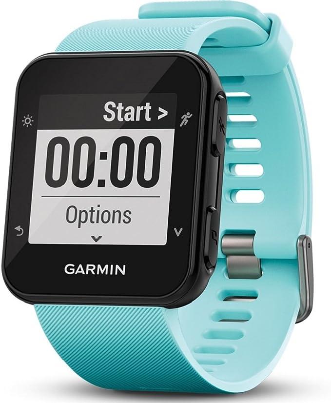 Garmin Forerunner 35- Reloj GPS con monitor de frecuencia cardiaca ...