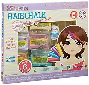 Fundamentals Kiss Naturals DIY Hair Chalk Making Kit