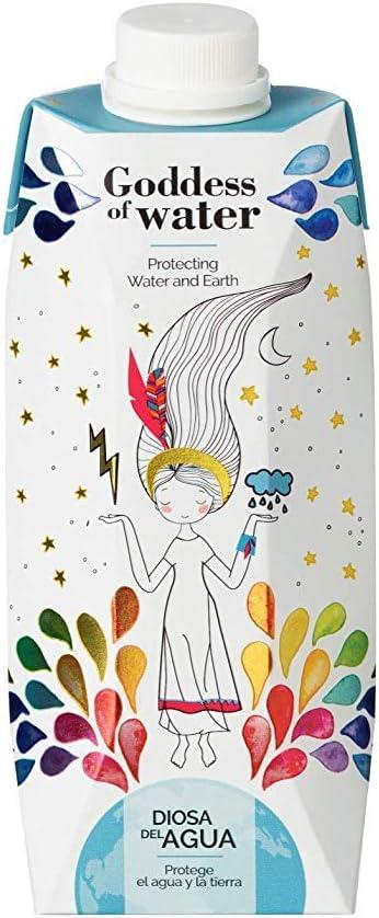 Diosa del Agua - Agua en Cartón con PH 7.5 Envase 100% Reciclable ...