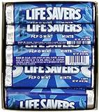LifeSavers Rolls Pep-O-Mint 20 Roll Box