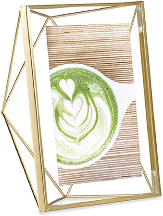 Newly Wooden Photo Frame Rectangle Stand Picture Holder Home Office Table Decor