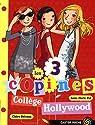Les 3 copines, Tome 9 : Collège Hollywood par Delvaux