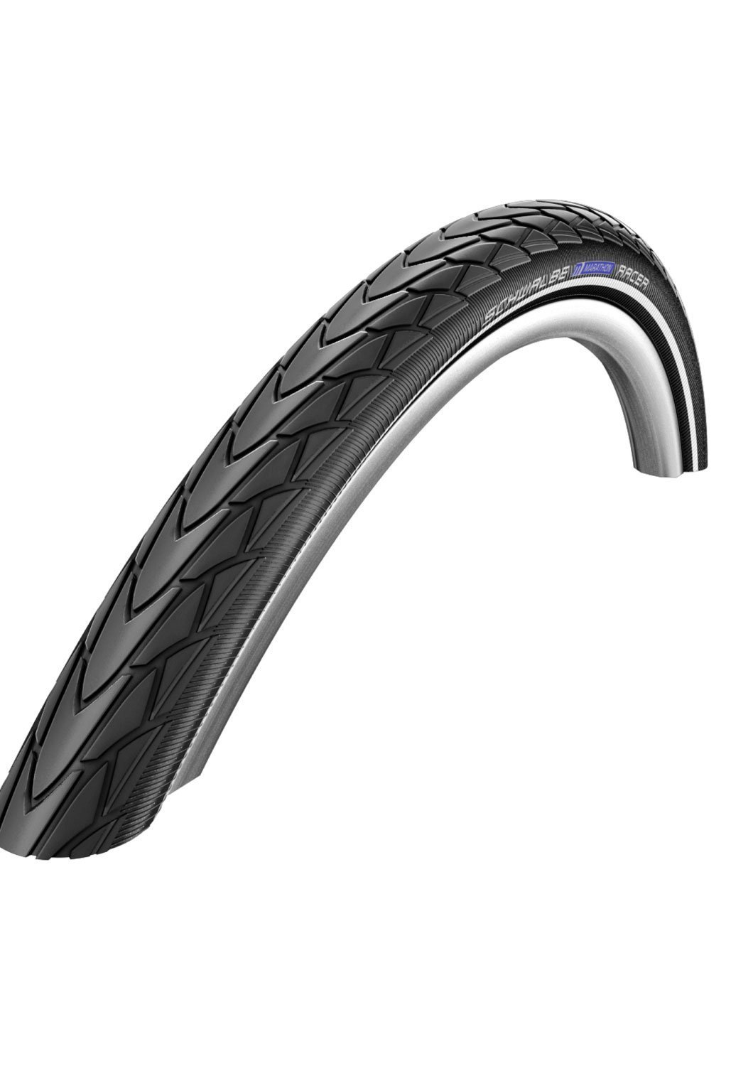 Schwalbe Marathon Racer HS 366 Road Bike Tire (18x1.5 SpeedGrip Wire Beaded Reflex) [並行輸入品] B077QG2V93