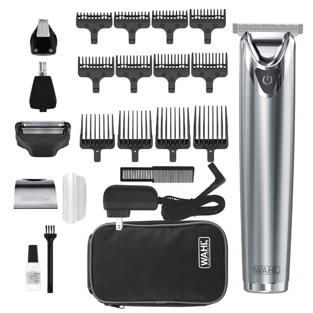 Wahl Stainless All-In-One Grooming Kit
