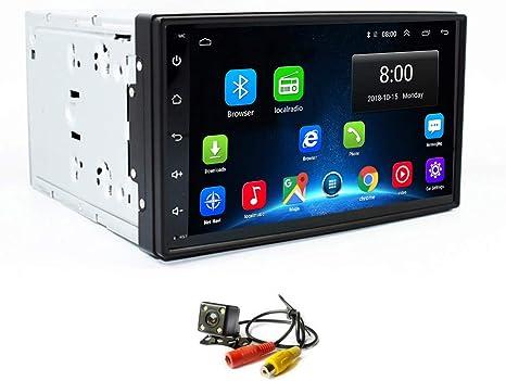 Amazon.com: Android 8.1 Car GPS Estéreo para Toyota Corolla ...