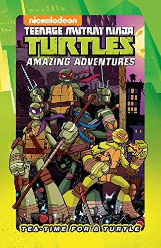 Amazon.com: Teenage Mutant Ninja Turtles: Tea-Time for a ...