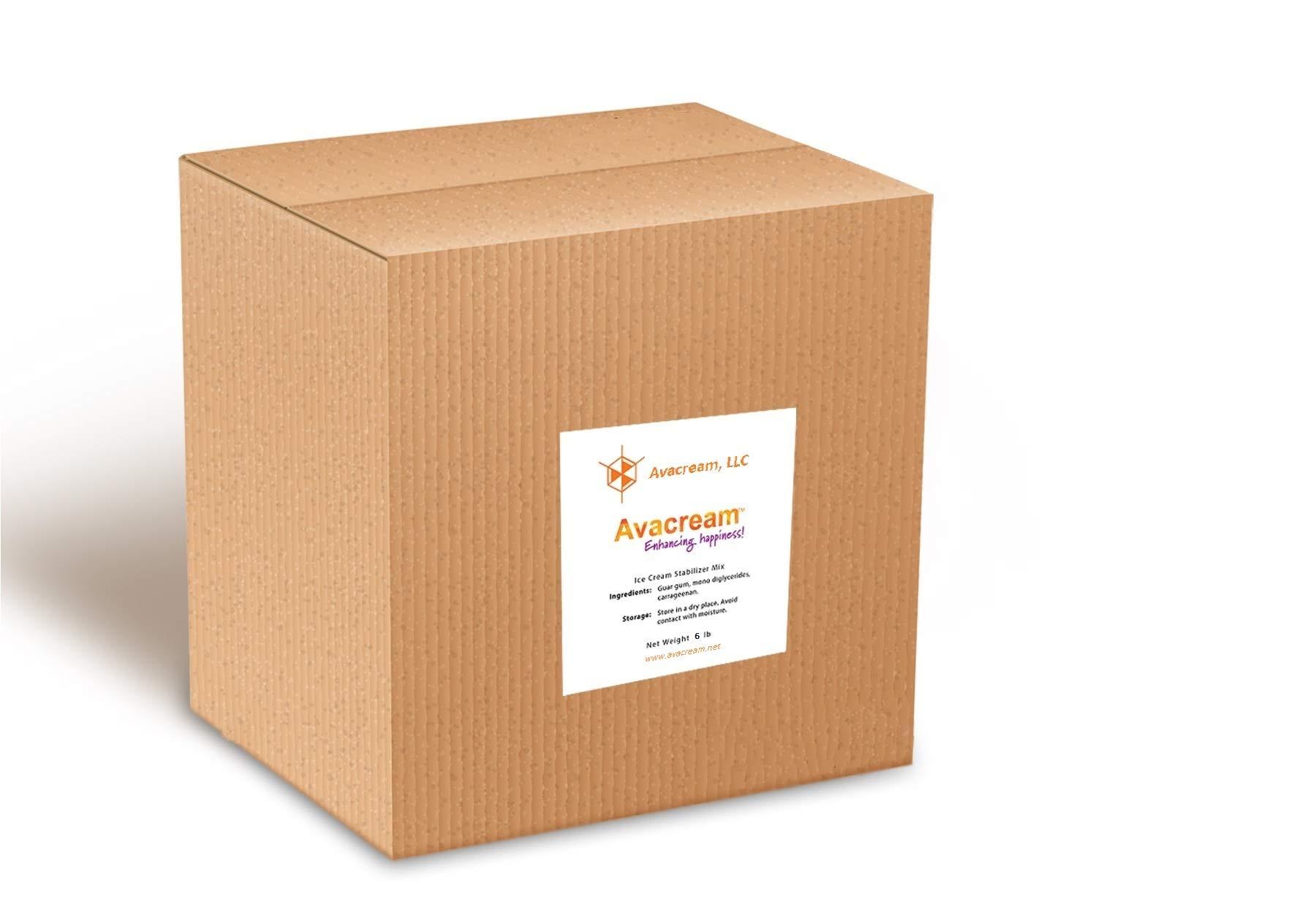 Avacream Ice Cream Stabilizer Mix (6 lb)