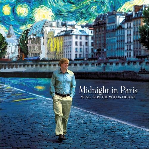 various artists midnight in paris music from the motion picture