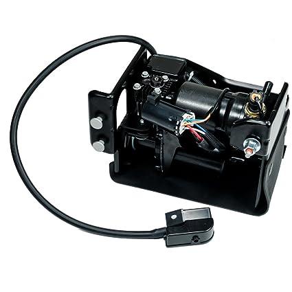 Amazon com: Air Ride Suspension Compressor with Dryer for Cadillac