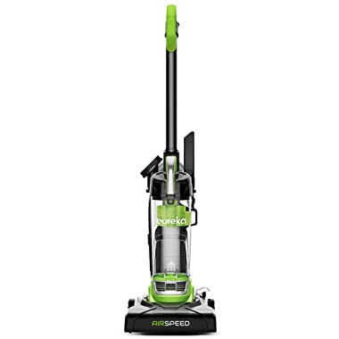 Eureka NEU100 Airspeed Ultra-Lightweight Compact Bagless Upright Vacuum Cleaner, Lime Green