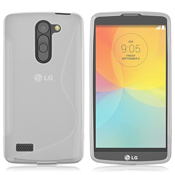 LAPINETTE SL-LG-G4C-TR - Carcasa Tipo S-Line para LG G4 C ...