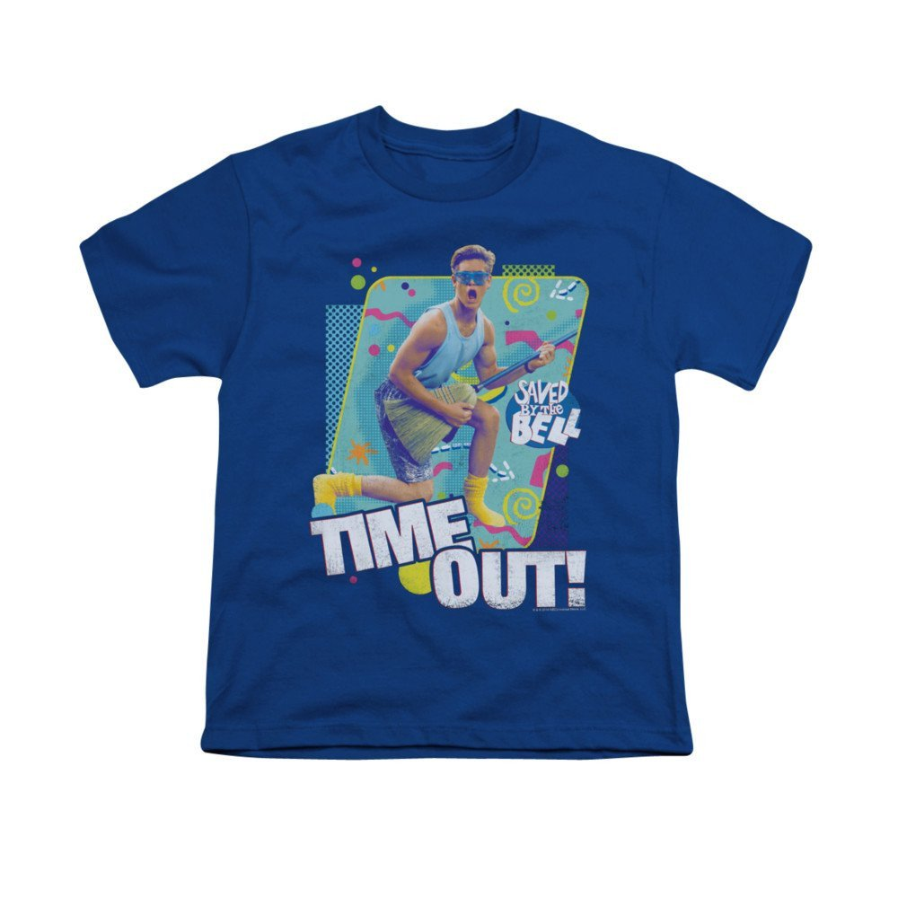 Saved By The Bell Time Out Youth T-shirt