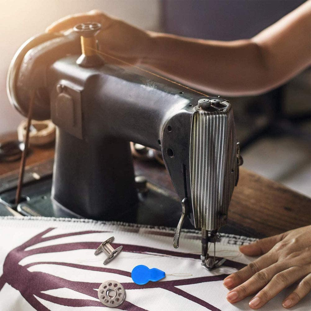 ARay Cinturón de cuero para máquina de coser de pedal, piezas de cinturón de máquina de coser estilo antiguo para Singer/Jones/Vintage (72 in / 183 cm marrón): Amazon.es: Hogar