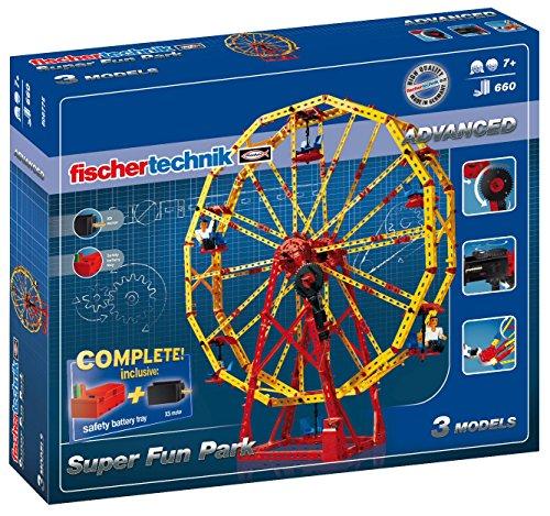 fischertechnik Super Fun Park from fischertechnik