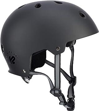 K2 Casco Unisex de Color Negro de la Marca