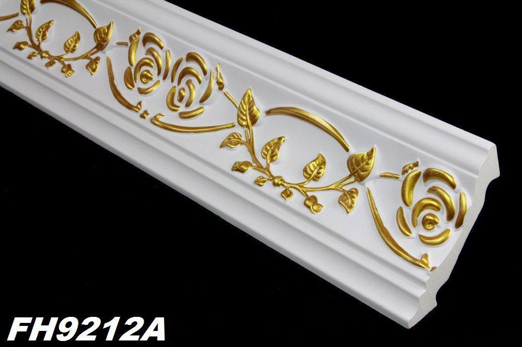 18,3 meter PU NMC de sus perfiles de esquina interior decoración golpes 97 x 90 mm, FH9212A: Amazon.es: Bricolaje y herramientas