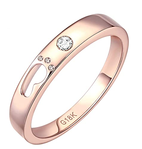 amazon bague or femme