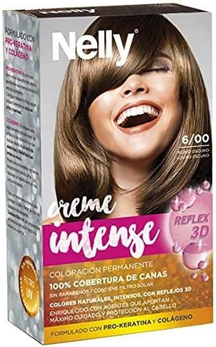 Nelly Set Tinte 6/00 Rubio Oscuro - 50 ml: Amazon.es: Belleza