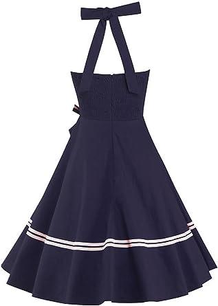 Beautisun sukienka koktajlowa sukienka damska sukienka sukienka lato uchwyt spÓdnica okrągły dekolt krÓtki dekolt Solid kolor sukienka dress bawełna elastyczna sukienka z dresem: Odzież