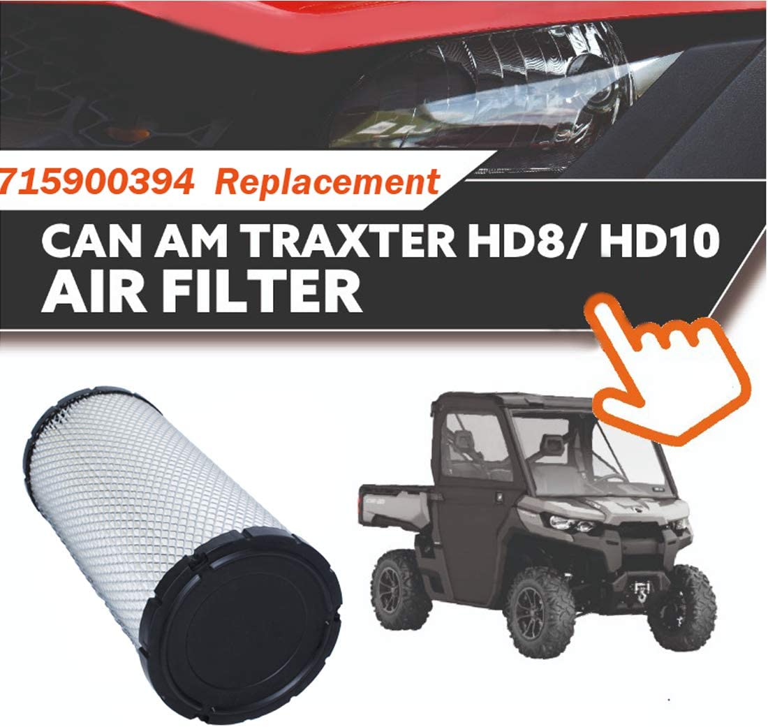 715900394 Air Filter Replacement for Can Am Defender HD5 HD8 HD10 stock