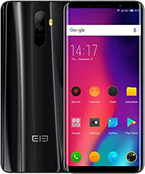 Elephone U Pro - Telefono Moviles Smartphone Dual Sim, 128GB ROM + ...