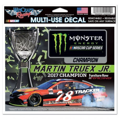 monster energy truck decal - 5
