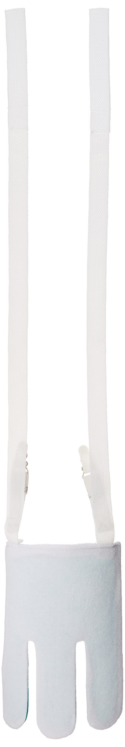 Sammons Preston Flexible Sock & Stocking Aid with Garters, Socks and Stockings Donner with Garter Connectors for Elderly and Disabled, ADL Tool for Getting Dressed, Independent Dressing Assist