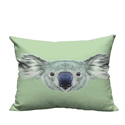 Magnificent Amazon Com Bedsure Pillowcases Koala Bear Portrait Cute Andrewgaddart Wooden Chair Designs For Living Room Andrewgaddartcom
