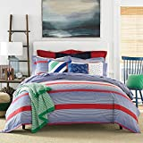 Tommy Hilfiger Arrowhead Comforter Set, Full/Queen, Red/Blue