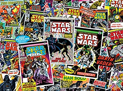 Star Wars Classic Comic Books Jigsaw Puzzle (1000 Pieces)