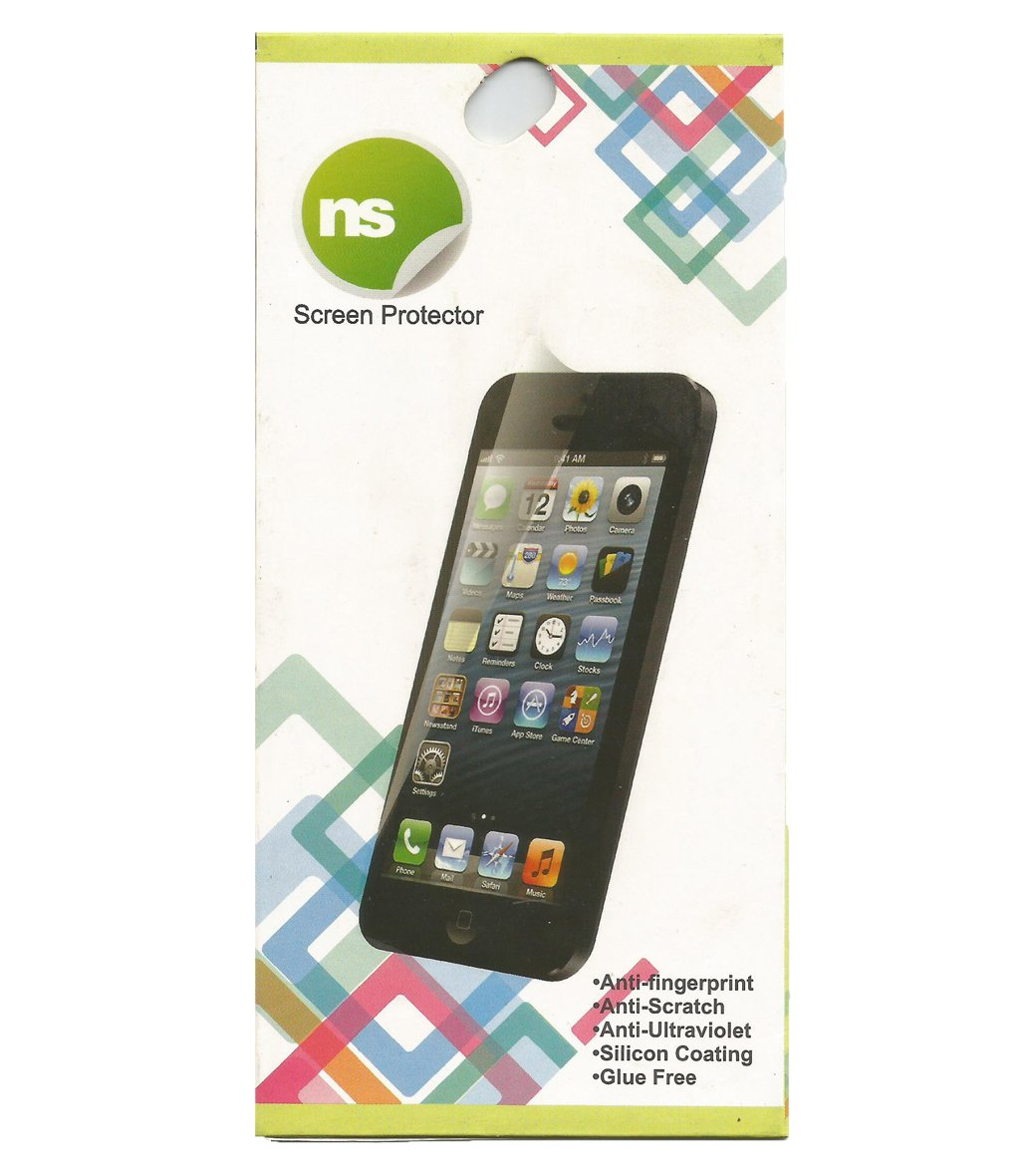 NS Screen Protector Clear for Micromax Bolt A24: Amazon in