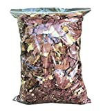 Vundahboah Amish Goods Cedar Wood Mulch Chips Shavings For Garden- Screech Owl House/Box- Organic Bedding (12 Quart (3 Gallon Bag))