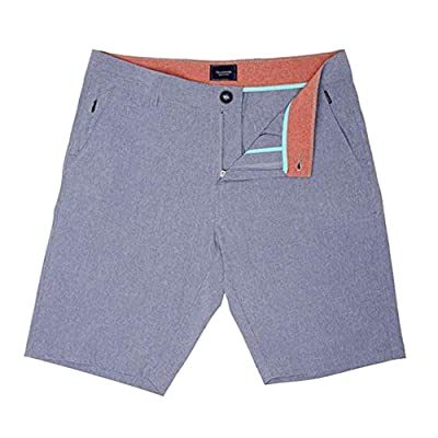 7 Diamonds Men's Aeroplane Hybrid Stretch Short at Men's Clothing store