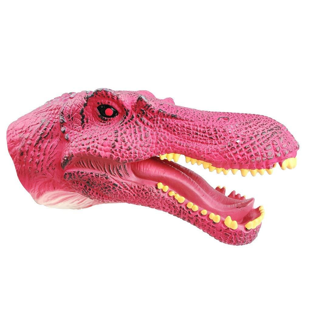 TianranRT - Marionetas de dinosaurio para jugar con la cabeza del Spinosaurus: Amazon.es: Bricolaje y herramientas