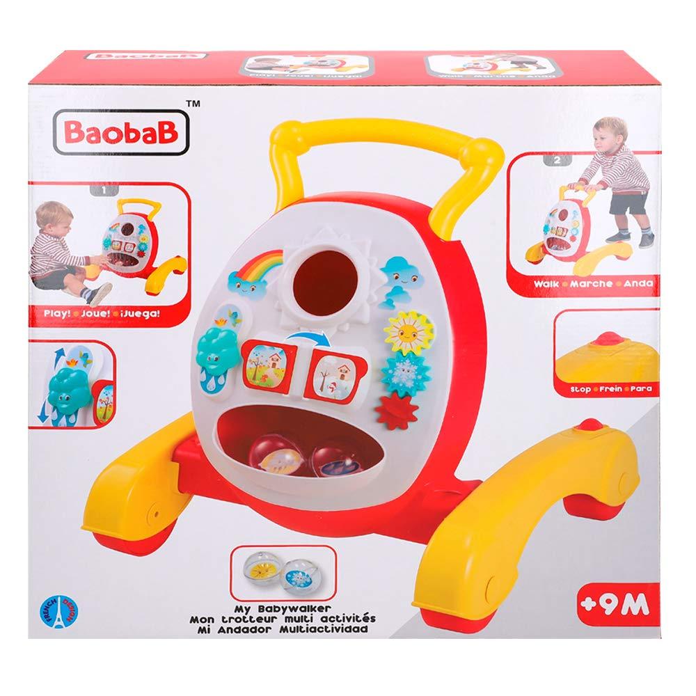 ColorBaby - Andador interactivo con actividades BaobaB (46340 ...