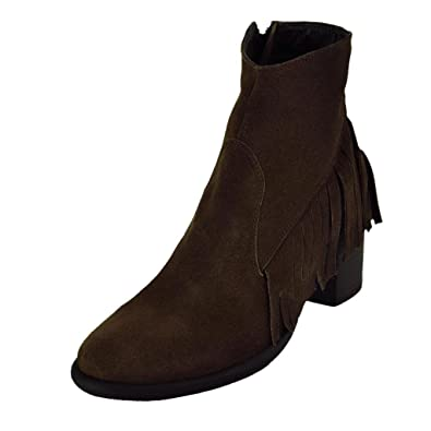 Buy Salt N Pepper Coffee Boots for Women Online United States Best Prices Reviews SA336SH87WJXINDFAS