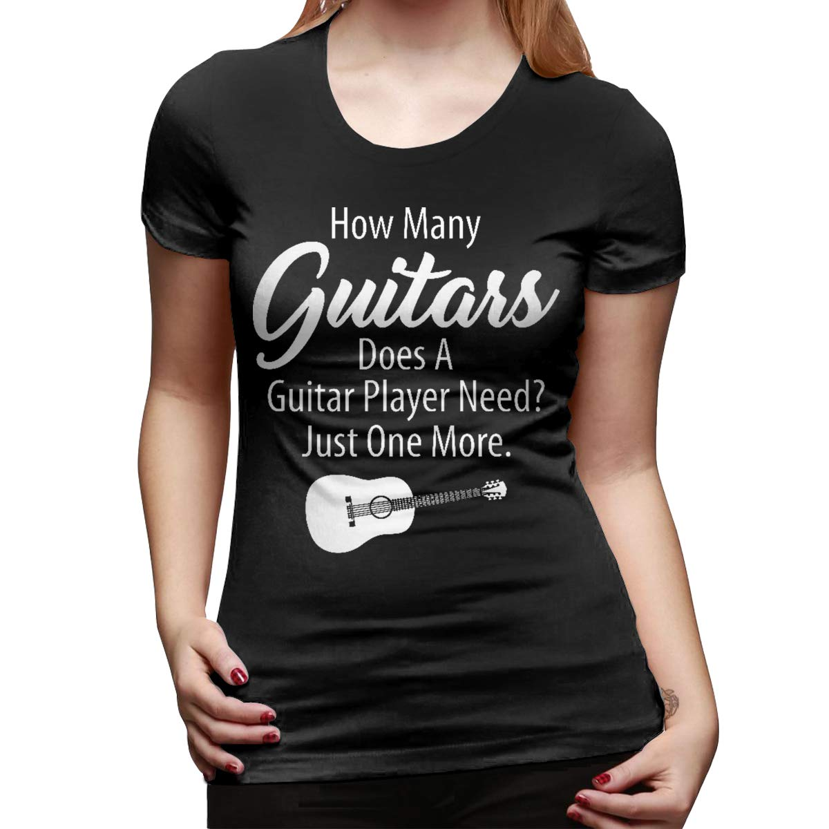 How Many Guitars Does A Guitar Player Need Sport Short Sleeves Shirts