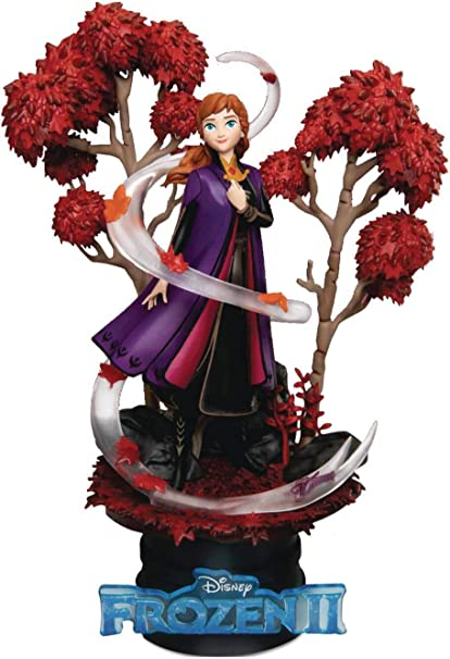 BEAST KINGDOM D-stage DS-039 Anna Figure Statue DISNEY Frozen 2