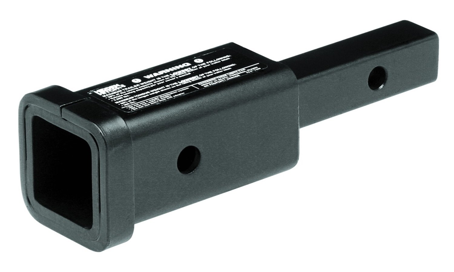 Tow Ready Reese 80303 Receiver Adapter-1-1/4 to 2'', 6'' Length, 3500 lbs by Tow Ready