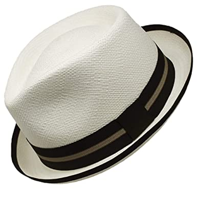 46cb2731b Gamboa Hat Genuine Unisex Panama Hat Short Brim Urban Style at ...