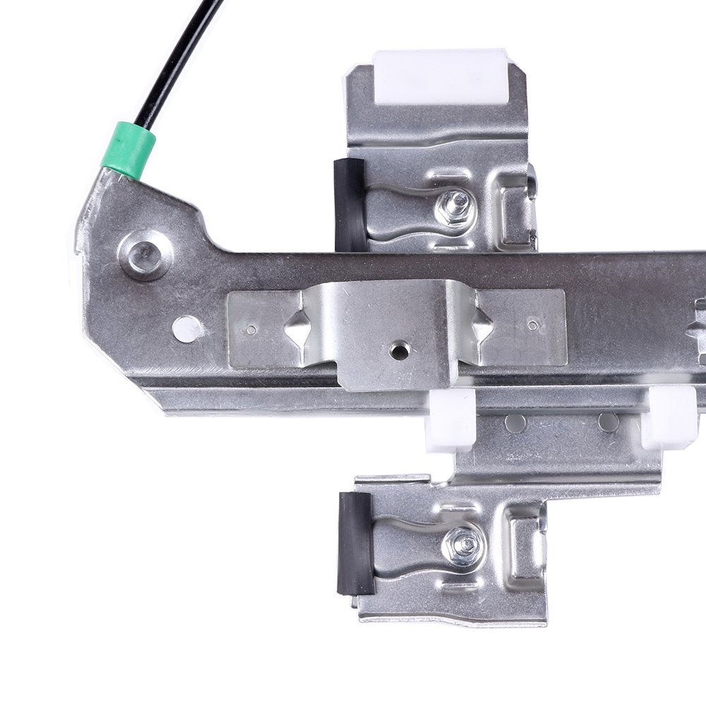 Power Window Regulators Rear Right Passengers Side with Motor Assembly Replacement Parts for 2002-2006 Cadillac Escalade 2000-2006 Chevrolet Tahoe 2000-2006 GMC Yukon