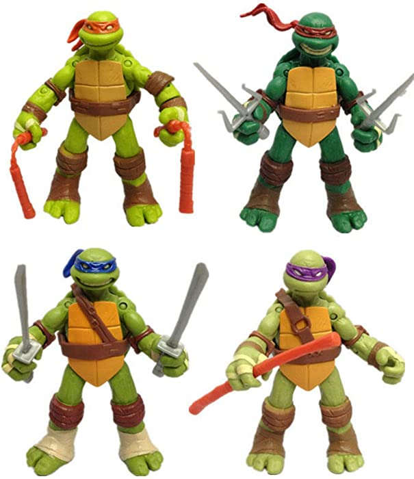 The Best Tenage Mutant Ninja Turtle Action Figure 375
