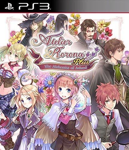 Atelier Rorona Plus: The Alchemist of Arland (Creator 3d Series Graphics)