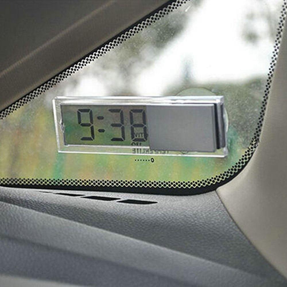 TS Trade Auto nach Hause Thermometer LCD-Digital-Display-Temperaturmessger/ät Innen Au/ßen