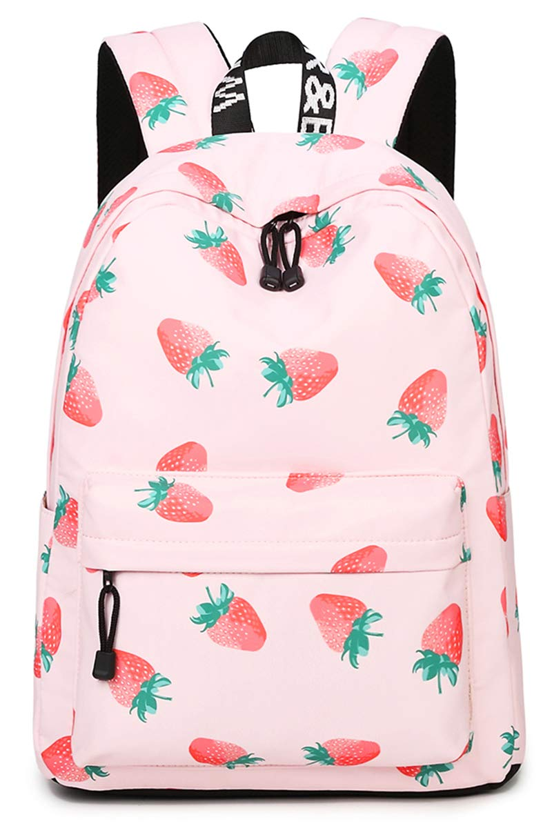 Oflamn School Backpack for Girls Cute Floral Bookbag College Bags Women Daypack (Unicorns) OFBP106UNI